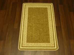 NON SLIP DOORMATS 50X80CM GEL BACKING GOOD QUALITY KEY DESIGN ALL COLOURS